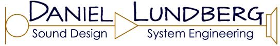 Daniel Lundberg Sound Design