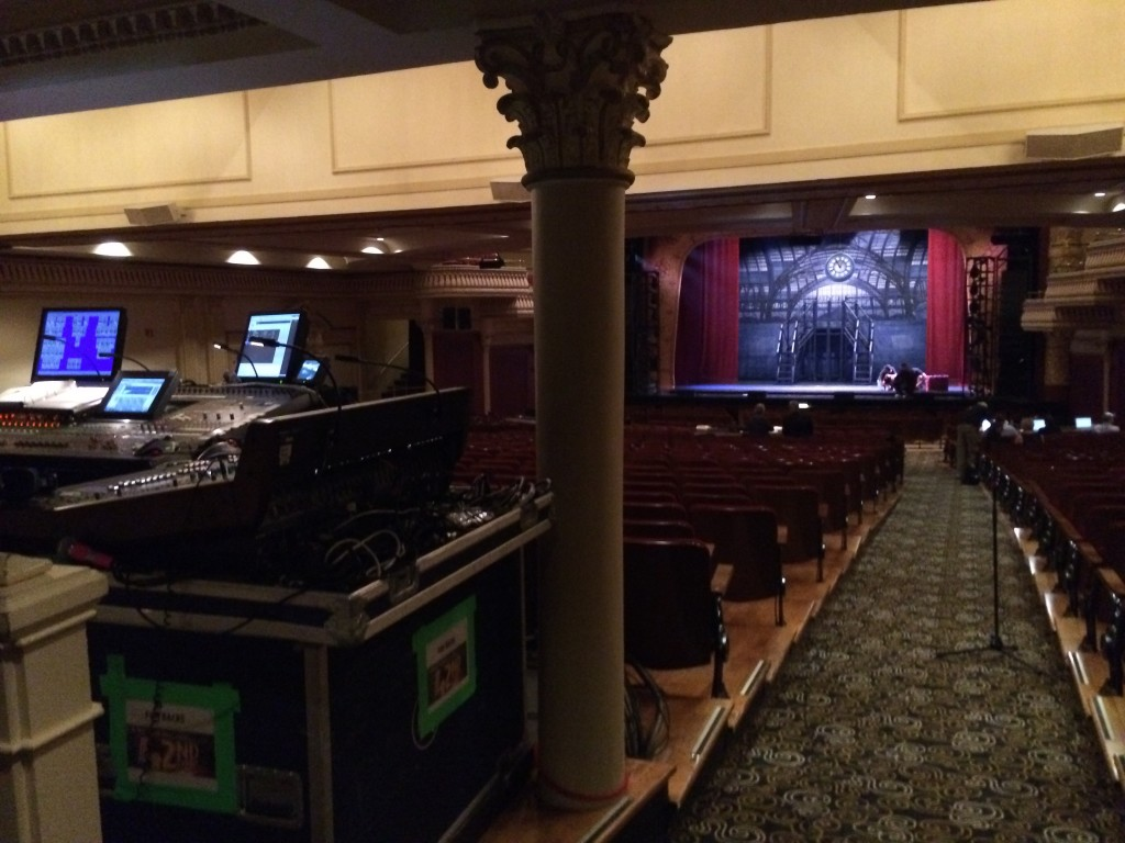 Salt Lake City's Capitol Theatre